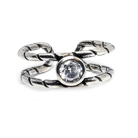 TIWIP.co.il   טבעת כסף 925 - טבעת דור