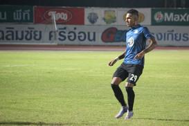 Willen Mota anota hat-trick na Liga Tailandesa