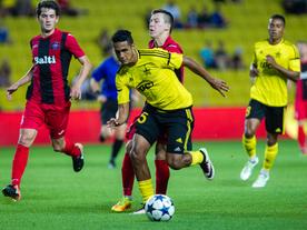 Da quarta divisão nacional à Liga Europa em menos de um ano, Cristiano é destaque de time moldávio