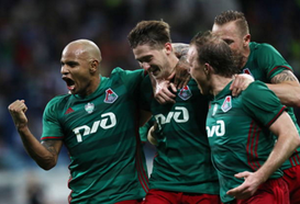 Com ajuda de Ari, Lokomotiv vence Copa da Rússia pela sétima vez