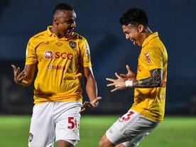 Jajá Coelho marca seu primeiro gol no ano e garante vitória do Muangthong na Thai League