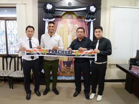 Willen Mota, ex-Vasco, assina com novo clube na Tailândia