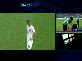 Wesley Alex é beneficiado por VAR na Coreia, analisa árbitro de vídeo e fala sobre implementação no