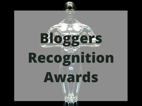 Bloggers Recognition Awards
