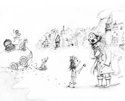 Alternate Monkey Sketch