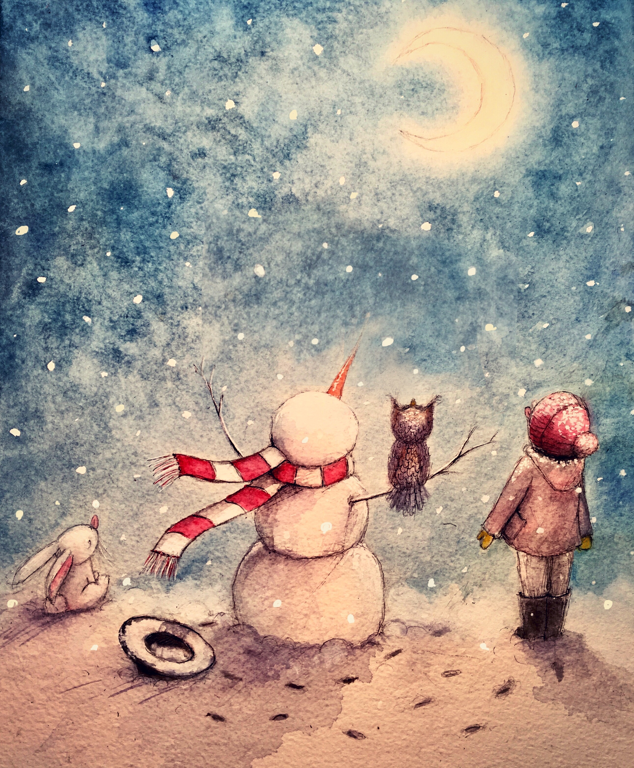Snowflake Eaters