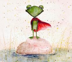 Frog Hero