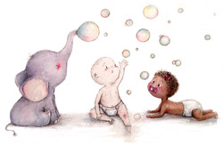 Babies and Bubbles