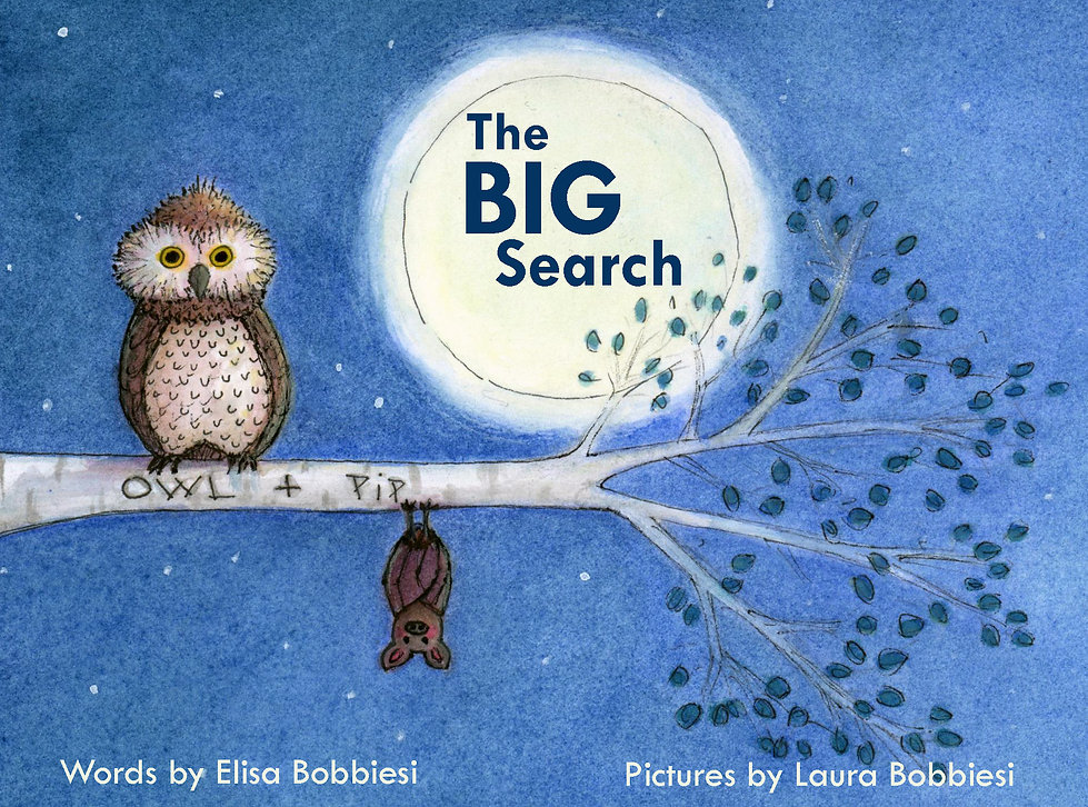 an Owl & Pip book