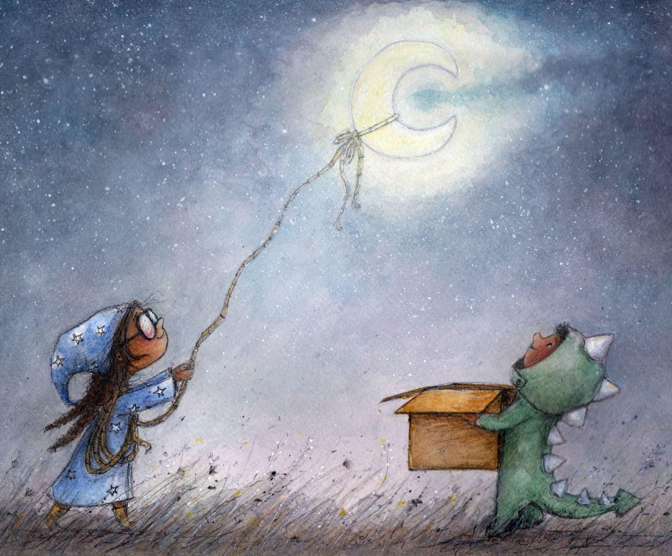 Moon Wrangler