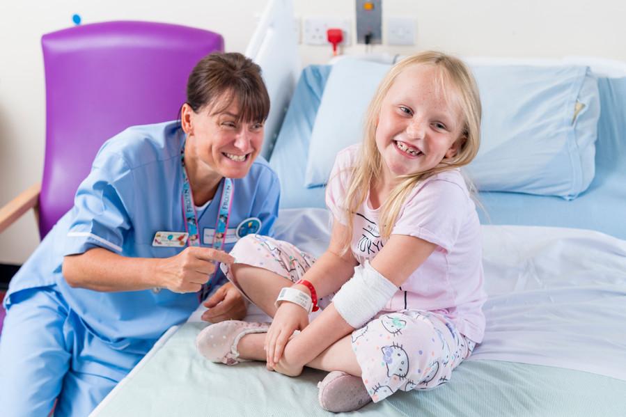 NHS Sunderland and South Tyneside - Children's Ward