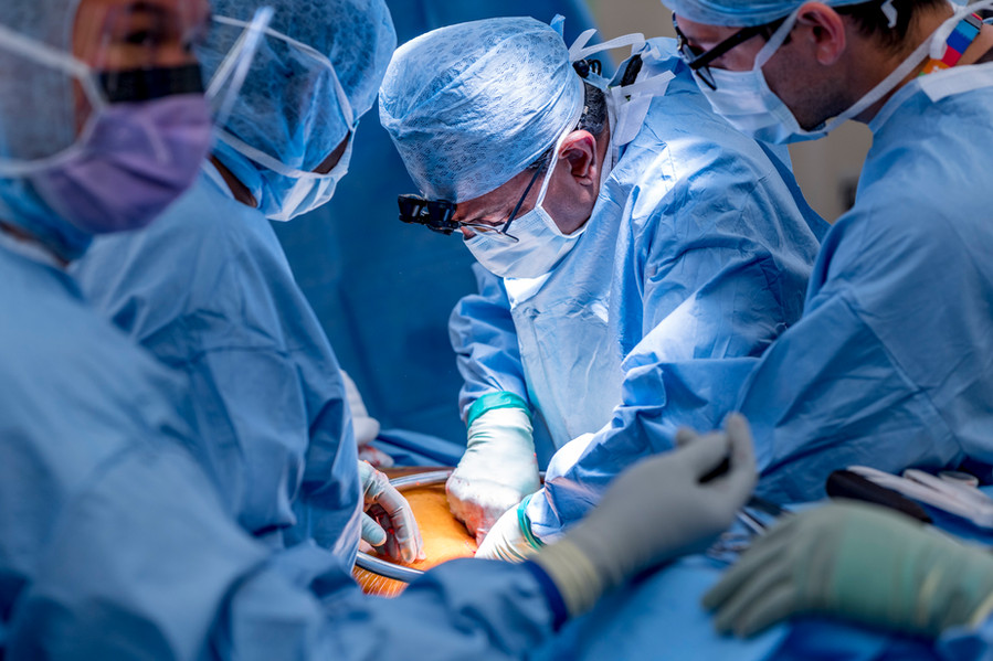 NHS Sunderland and South Tyneside - Kidney Surgery