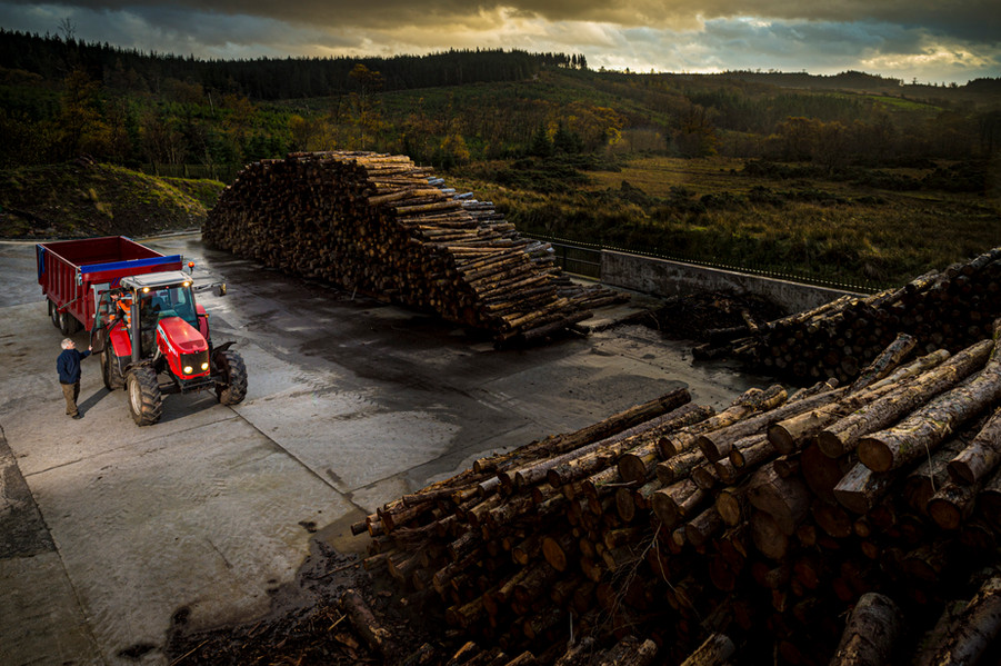 Topling Biomass Boilers, Western Scotland