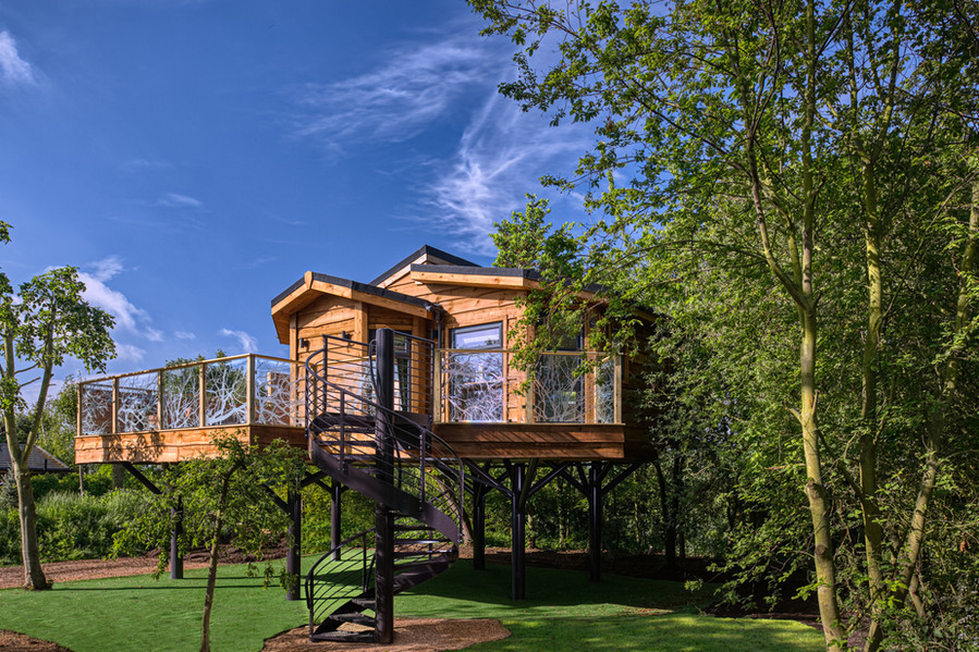Wolds Edge Treehouse, Bishop Wilton
