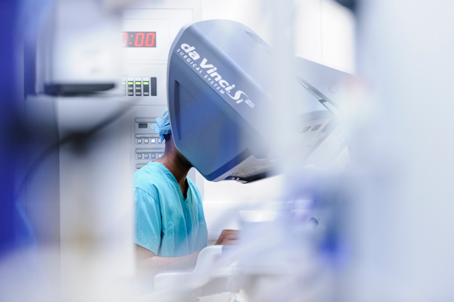 NHS Sunderland and South Tyneside - Robotic Surgery