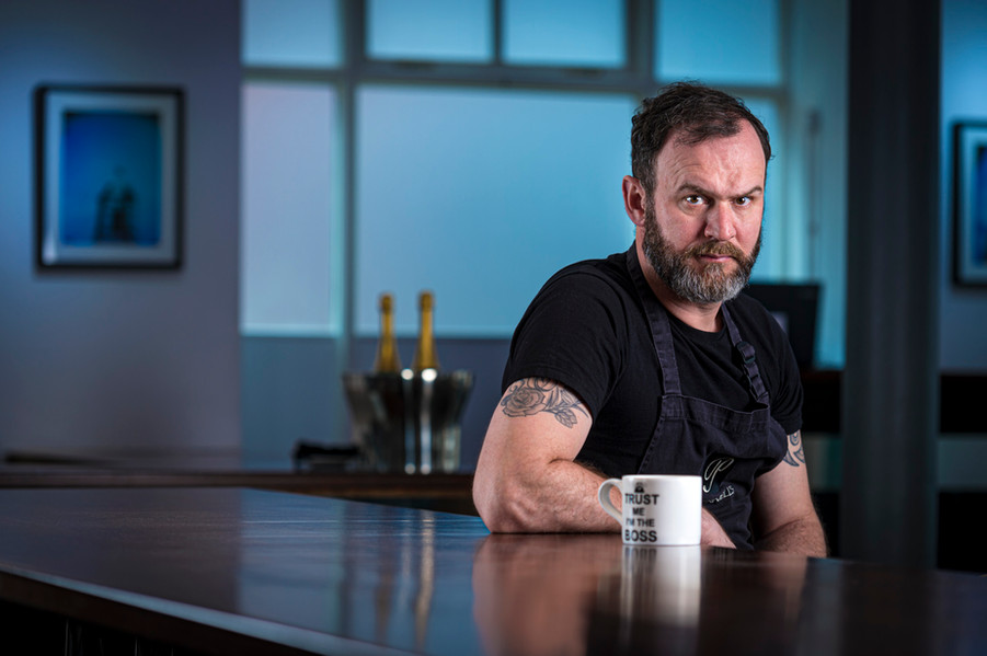 Glynn Purnell, Chef/Owner at Purnell's Birmingham