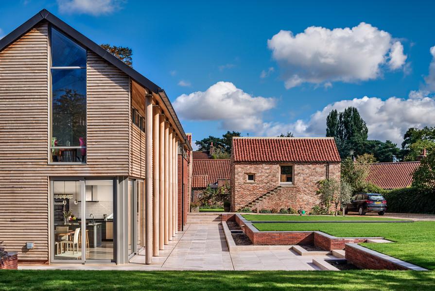 Longhouse for Bramhall Blenkharn Leonard
