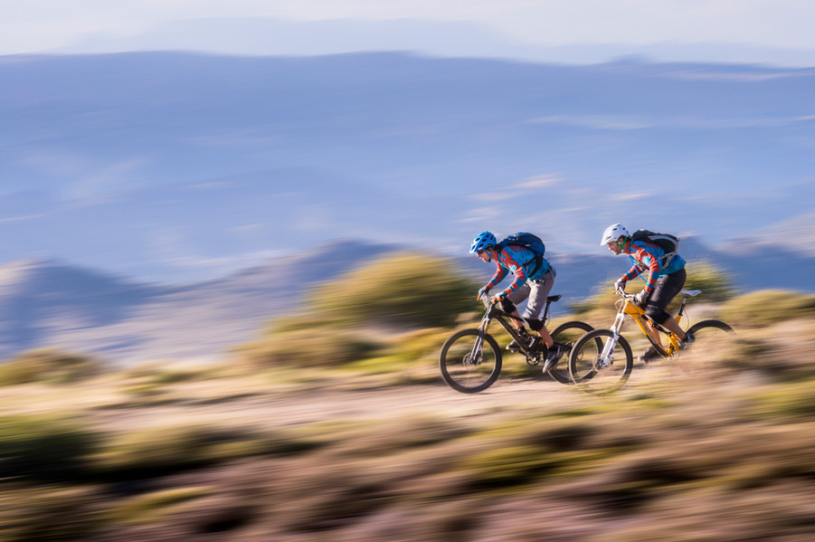Ride Sierra Nevada, Southern Spain