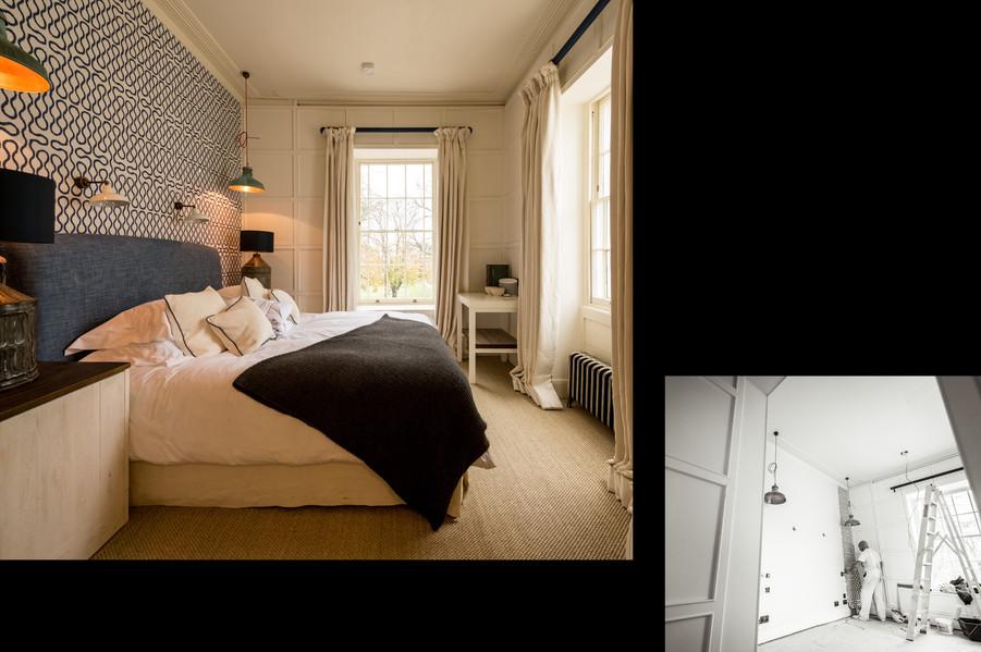 131 The Promenade, Cheltenham - Build and Interiors
