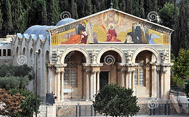 Church of All Nations (Church of Sorrow)