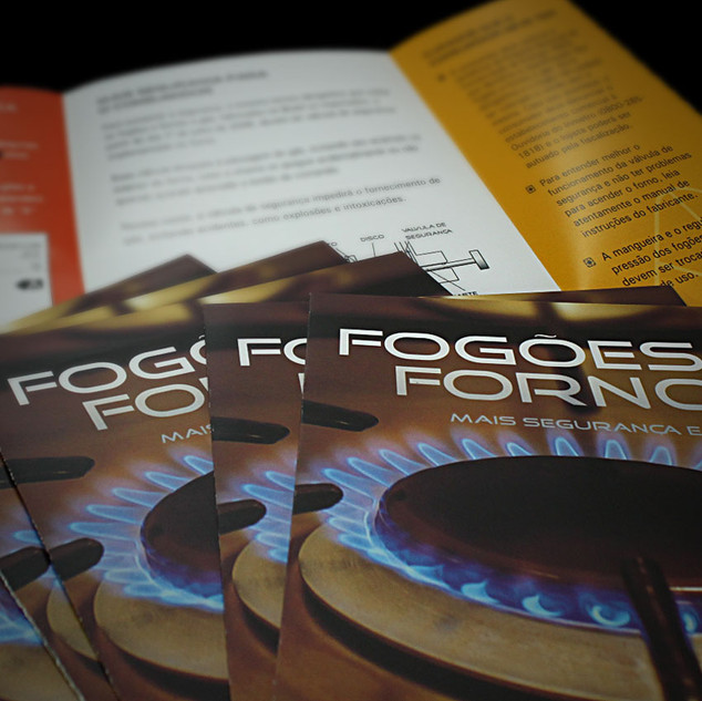 Folder Fogões e Fornos