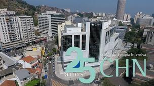 25 anos do CTI do CHN