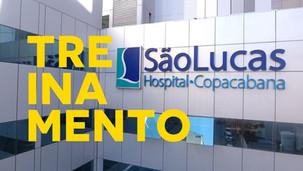 Teaser Treinamento Hospital São Lucas Copacabana