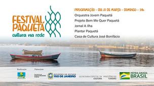 Festival Paquetá - Cultura na Rede