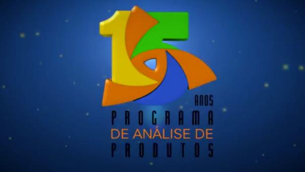 15 Anos do Programa de Análise de Produtos