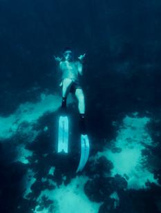 Freediving in Sri Lanka / Pigeon Island