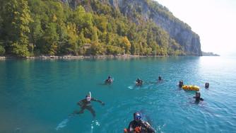 Freediving Ostschweiz / Apnea Festival Walensee