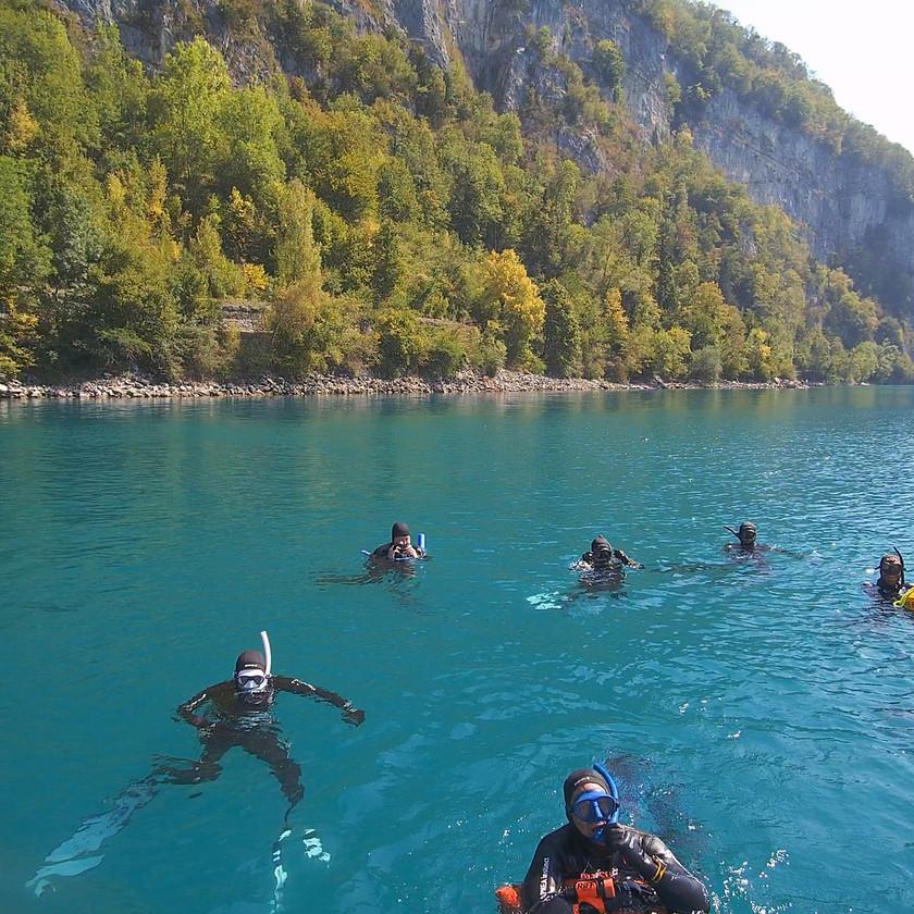 Freediving Walensee Apnea Festival / Like A Fish