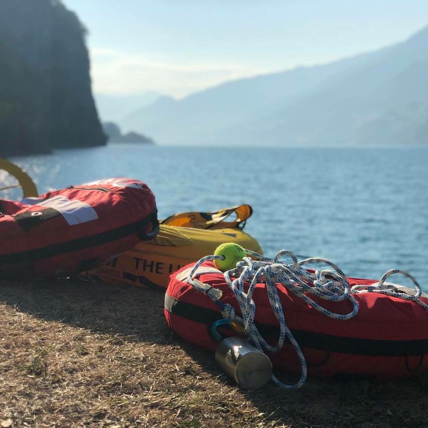 Freediving Switzerland Walensee Apnea Festival / Like A Fish