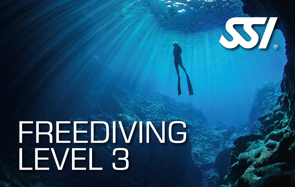 Freediving SSI Level 3
