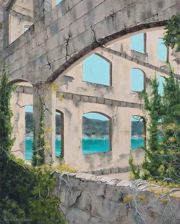 Rich In Memories I - Oil,60x76cm,24x30in