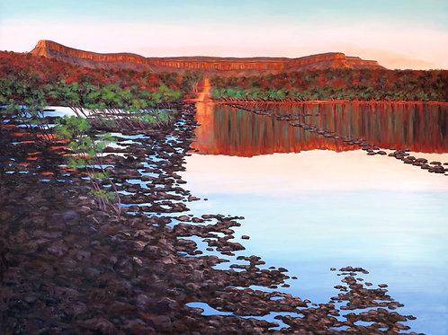 Kimberley Crossing, The Pentecost River