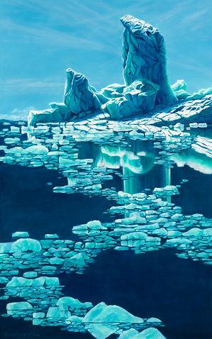 Majesty of the Seas, OIl, 76x122cm, subm