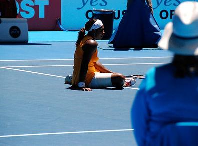 Serena Williams at the 2010 Australian Open
