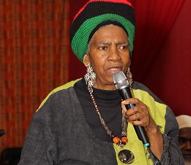 Nana Farika Speaks: The Ras Tafari Woman