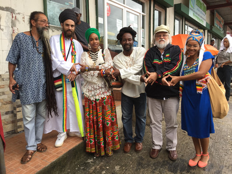 Sighting the International Roots/Routes of Rastafari: African Liberation Day Trod to Panama