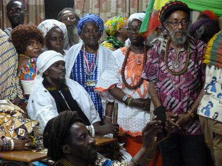 iTributes & iLahbration for the Life of A Great Ras Tafari Wombman - Mama Ijahnaya