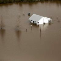 Flood Relief for the Gulf Coast
