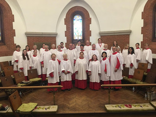 A Weekend in Asheville with the Cathedral Choir