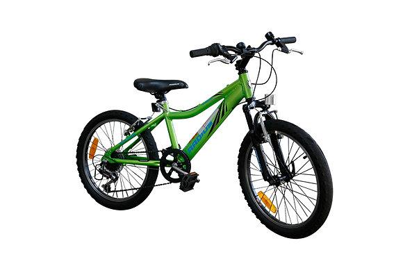 Child Bike Rental + Shuttle (12 & Under)