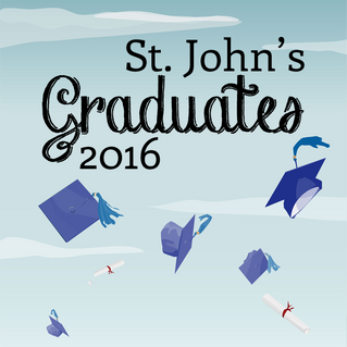 St. John's Graduates 2016