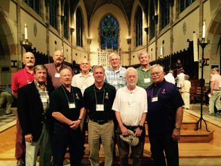2016 Episcopal Churchmen's Conference at DuBose - A Sweeping Success!