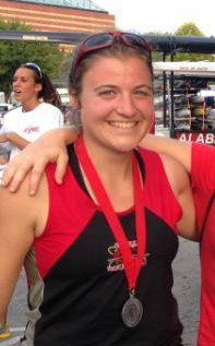 St. John's Intern, Jennifer Bailey: Athlete, Role Model, Scientist