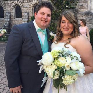 Congratulations, Garrett and Amanda Johnson