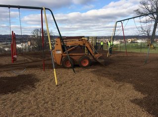 Green Magnet Playground Update