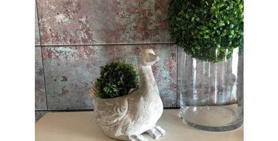 Ceramiczna kaczka
